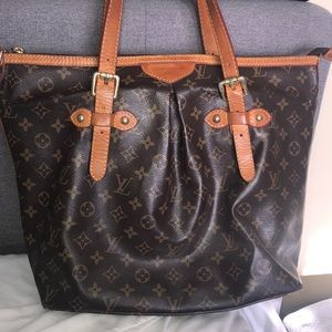 Vintage Louis Vuitton Large Bag